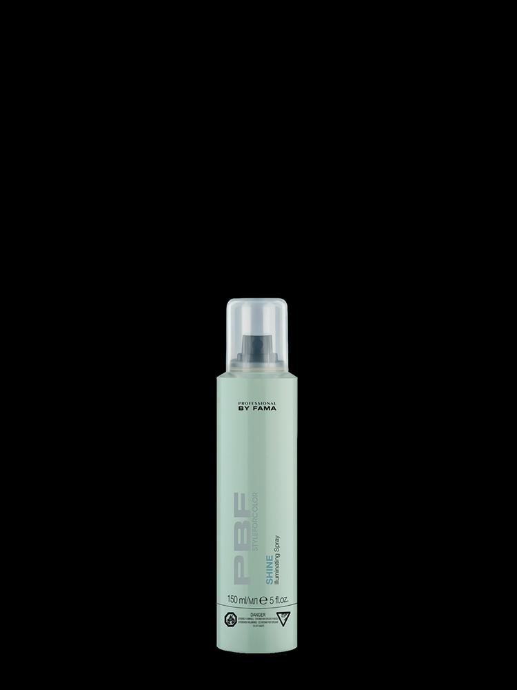 spray lucidante capelli